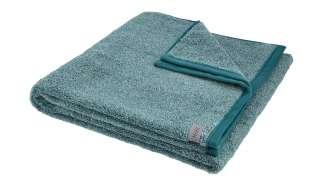 Ross Duschtuch  4120 Melange ¦ grün ¦ 100% Baumwolle Badtextilien und Zubehör > Handtücher & Badetücher > Handtücher - Höffner