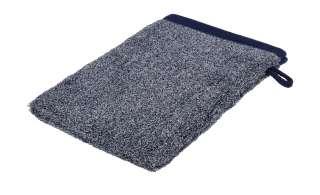 Ross Waschhandschuh  4120 Melange ¦ blau ¦ 100% Baumwolle Badtextilien und Zubehör > Handtücher & Badetücher > Handtücher - Höffner
