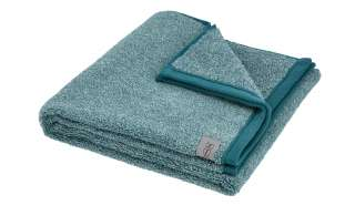 Ross Handtuch  4120 Melange ¦ grün ¦ 100% Baumwolle Badtextilien und Zubehör > Handtücher & Badetücher > Handtücher - Höffner