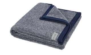 Ross Handtuch  4120 Melange ¦ blau ¦ 100% Baumwolle Badtextilien und Zubehör > Handtücher & Badetücher > Handtücher - Höffner