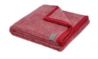 Ross Duschtuch  4120 Melange ¦ rot ¦ 100% Baumwolle Badtextilien und Zubehör > Handtücher & Badetücher > Handtücher - Höffner