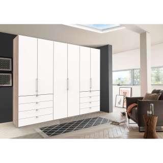 Wohnzimmer Regal aus Kiefer Massivholz Landhaus Design