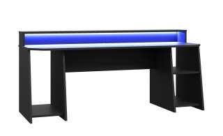 Gamertisch  Zocker ¦ schwarz Tische > Schreibtische - Höffner