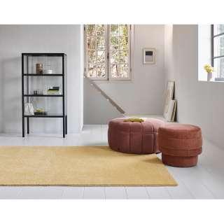 Hängeregal in Weiß Hochglanz und Beton Grau 150 cm breit
