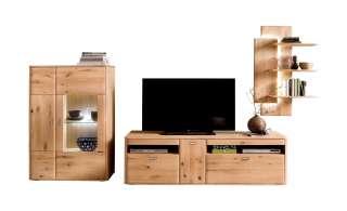 Esszimmer Sitzbank in Braun Kunstleder modern