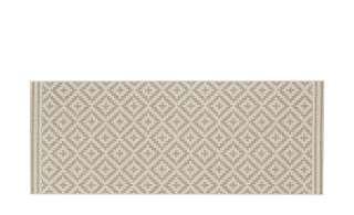 Kurzflorteppich  Soft Ethno ¦ beige ¦ Synthethische Fasern Garten > Gartenzubehör > Outdoor Teppiche - Höffner