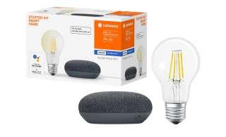 LEDVANCE Google Home Mini Sprachassistent, schwarz ¦ schwarz Lampen & Leuchten > LED-Leuchten > LED-Möbelleuchten - Höffner