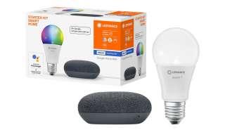 LEDVANCE Google Home Mini Sprachassistent schwarz ¦ schwarz Lampen & Leuchten > Innenleuchten > Lampen Zubehör - Höffner