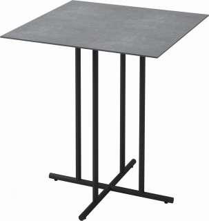 Flur Tisch in Holz White Wash 110 cm breit