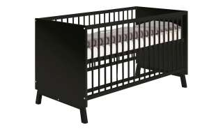 Kombi-Kinderbett  Swart ¦ schwarz Baby > Babymöbel > Babybetten - Höffner