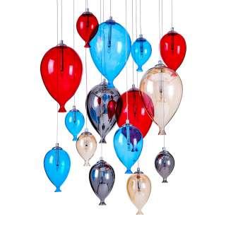 home24 LED-Kronleuchter Balloon