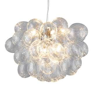 home24 LED-Kronleuchter Grape