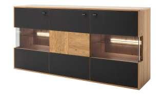 Sideboard  Lavia ¦ holzfarben Kommoden & Sideboards > Sideboards - Höffner