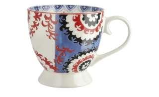 KHG Kaffeebecher  Persian Summer ¦ PorzellanØ: 10.5 Geschirr > Becher - Höffner