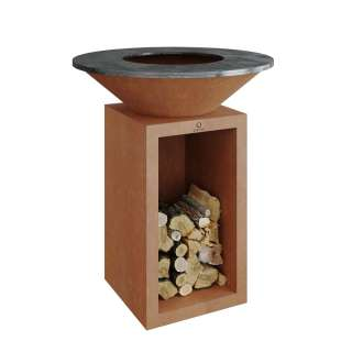 OFYR - Classic Storage Kocheinheit - corten - Ø 85 - outdoor