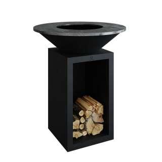 OFYR - Classic Storage Kocheinheit - black - Ø 85 - outdoor
