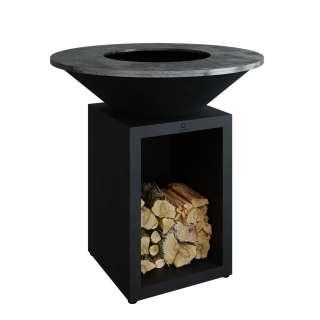 OFYR - Classic Storage Kocheinheit - black - Ø 100 - outdoor