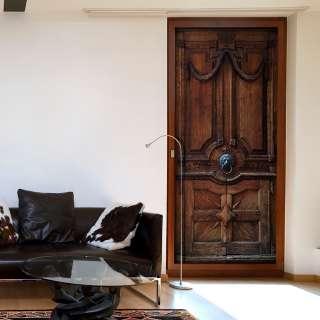 home24 Vlies Türtapete Luxury Door