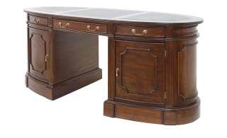 Schreibtisch  Oxford ¦ holzfarben Tische > Schreibtische - Höffner
