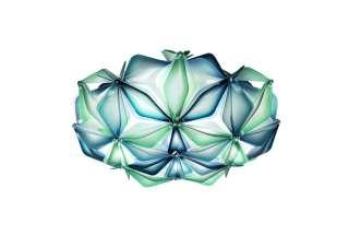 SLAMP - La Vie Wand-/Deckenleuchte - blue - indoor