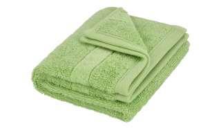 Ross Gästetuch  4005 ¦ grün ¦ 100% Baumwolle Badtextilien und Zubehör > Handtücher & Badetücher > Gästetücher - Höffner