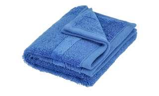 Ross Gästetuch  4005 ¦ blau ¦ 100% Baumwolle Badtextilien und Zubehör > Handtücher & Badetücher > Gästetücher - Höffner