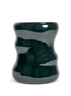 Serax - Pawn Organic Hocker - green