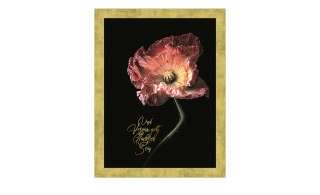 Gerahmtes Bild Scandic  Beautiful & Gold IV ¦ gold Dekoration > Bilder & Schilder - Höffner