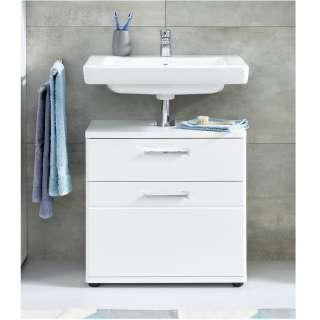home24 Waschbeckenunterschrank Monte