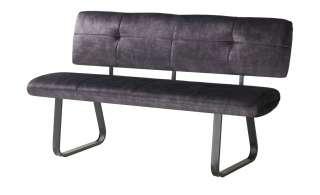 Sitzbank  Joy ¦ grau Bänke > Einzelbänke - Höffner