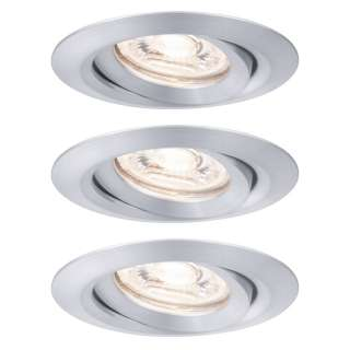 home24 LED-Einbauleuchte Nova VI