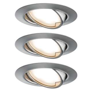 home24 LED-Einbauleuchte Base IV