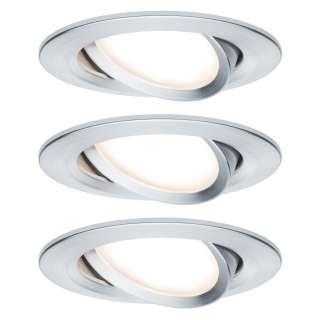 home24 LED-Einbauleuchte Nova VIII
