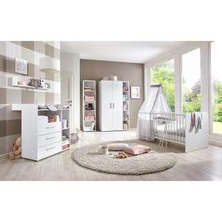 home24 Babyzimmer Kim III (4-teilig)