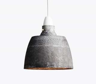 New Works - Hang on Honey Pendelleuchte - Oxidized Aluminium