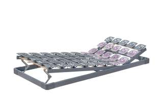 TEMPUR Systemrahmen verstellbar TEMPUR® Premium Flex 1000 ¦ grau Lattenroste > Lattenroste Größen > Lattenroste 80x200 - Höffner