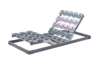 TEMPUR Motor-Systemrahmen  TEMPUR® Premium Flex ¦ grau Lattenroste > Lattenroste Größen > Lattenroste 100x200 - Höffner