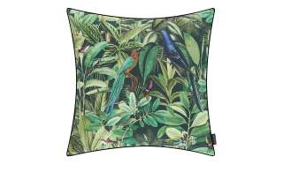 Apelt Kissen  Amazonia ¦ grün ¦ reine Baumwolle, 100% Federfüllung Heimtextilien > Kissen > Dekokissen - Höffner