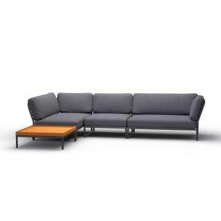HOUE - Level Lounge Set 1 - dunkelgrau