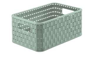 Rotho Aufbewahrungsbox ¦ grün ¦ Kunststoff Aufbewahrung > Aufbewahrungsboxen > sonstige Aufbewahrungsmittel - Höffner
