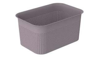 Rotho Aufbewahrungsbox ¦ lila/violett ¦ Kunststoff Aufbewahrung > Aufbewahrungsboxen > sonstige Aufbewahrungsmittel - Höffner
