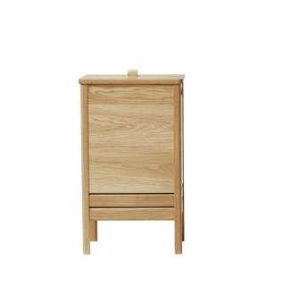 Form&Refine - A Line Wäschebehälter - Oak