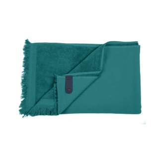 Fermob - COLOR MIX FOUTA Decke - 84 Jadegrün
