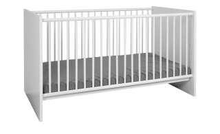 Kinderbett  Tarent ¦ weiß Baby > Babymöbel > Babybetten - Höffner