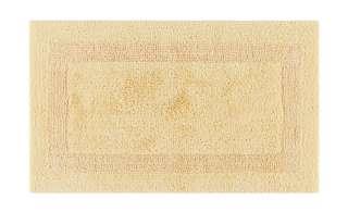 CaWö Badteppich  BT 1000 ¦ gelb ¦ 100% Baumwolle Badtextilien und Zubehör > Badematten & Badvorleger - Höffner