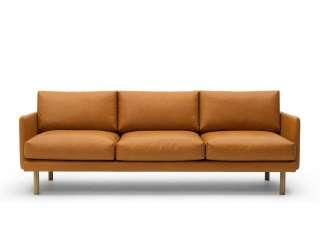 bruunmunch - Emo 3-Sitzer Sofa - Dakar 0250 - cognac