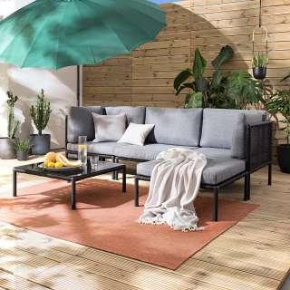 home24 Loungeset Koozy (2-teilig)