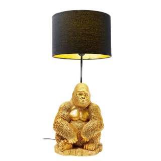 home24 Tischleuchte Monkey Gorilla