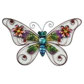 home24 Wanddekaration  Schmetterling