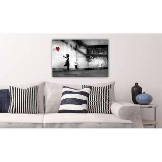 home24 Wandbild Hoffnung (Banksy)